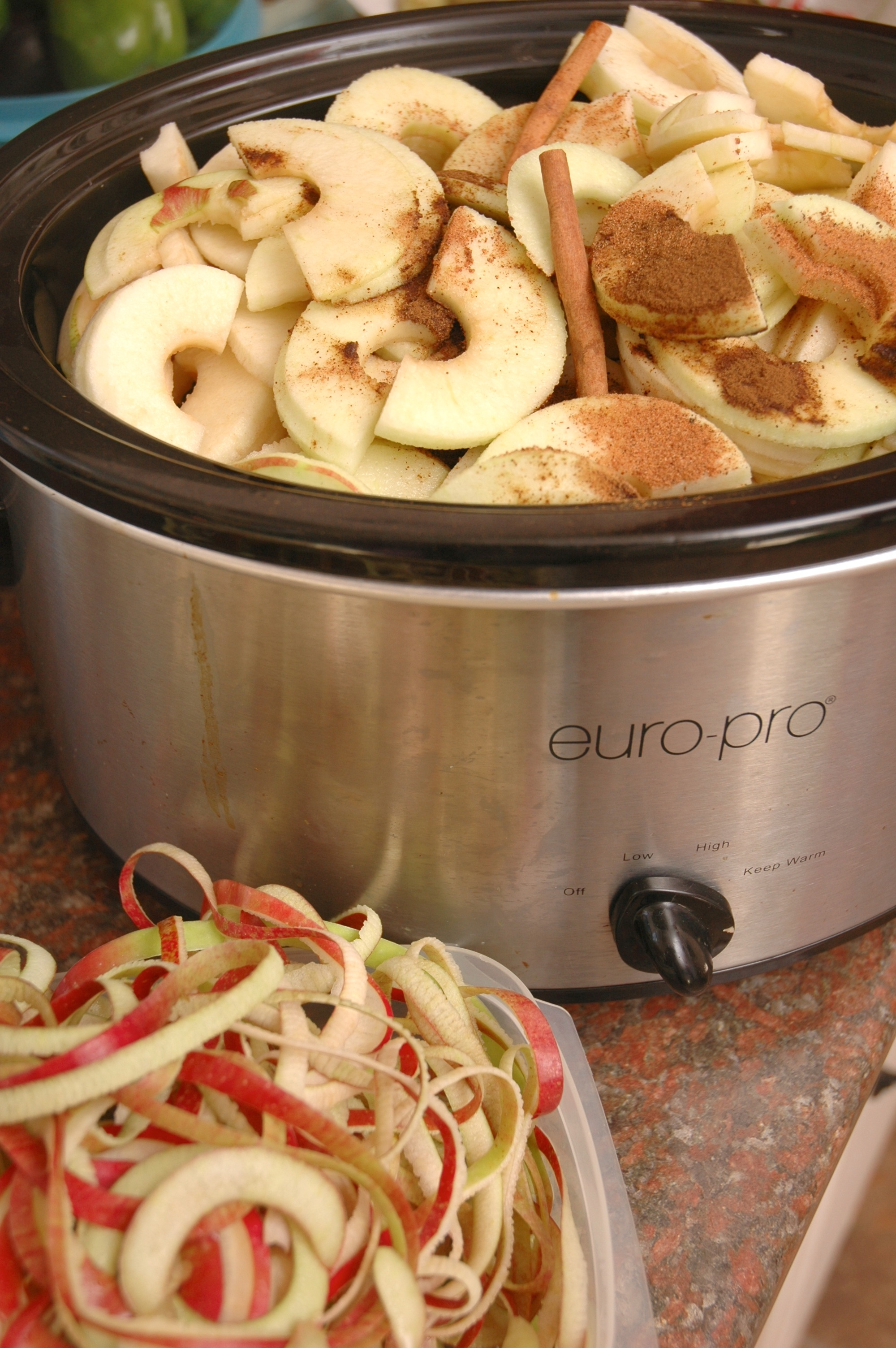 Crock Pot Apple Butter |