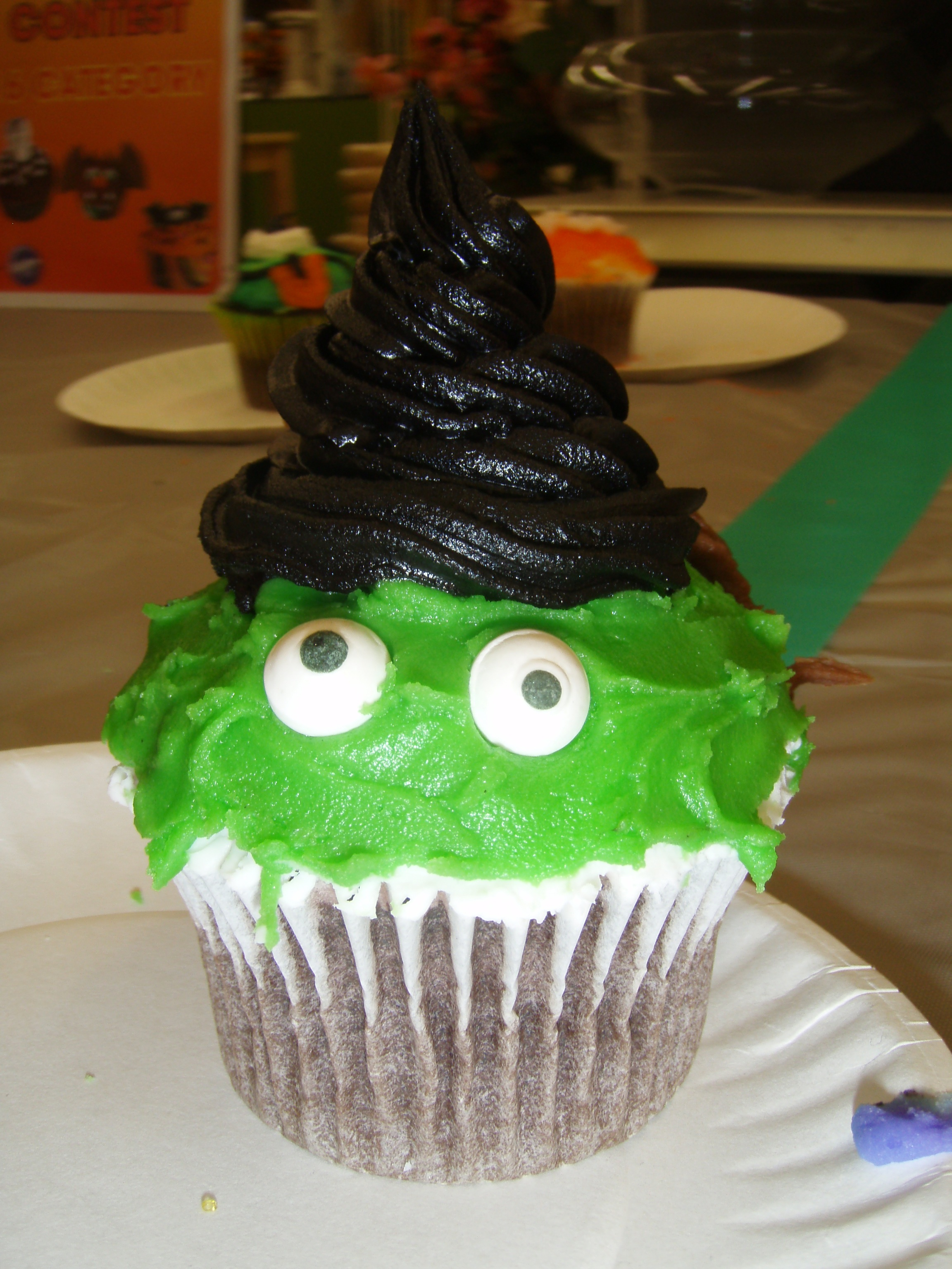 Cake Decorating Competition Guidelines : A.C. Moore Halloween Cupcake Decorating