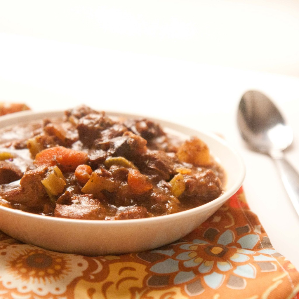 Lamb Stew... always a favorite of Katniss's