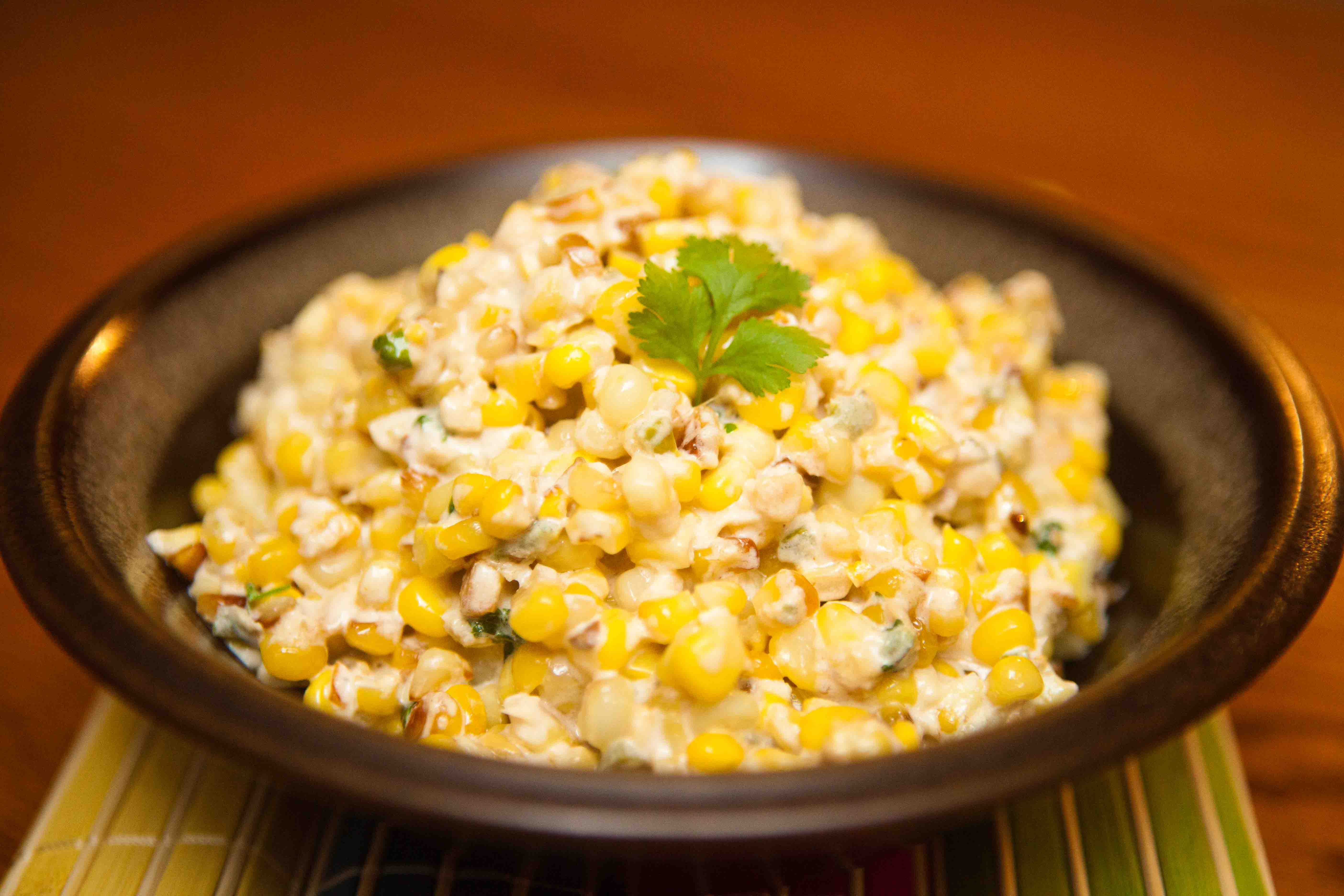 "... September 23, 2012 at 5616 × 3744 in Mexican ""Grilled"" Corn"