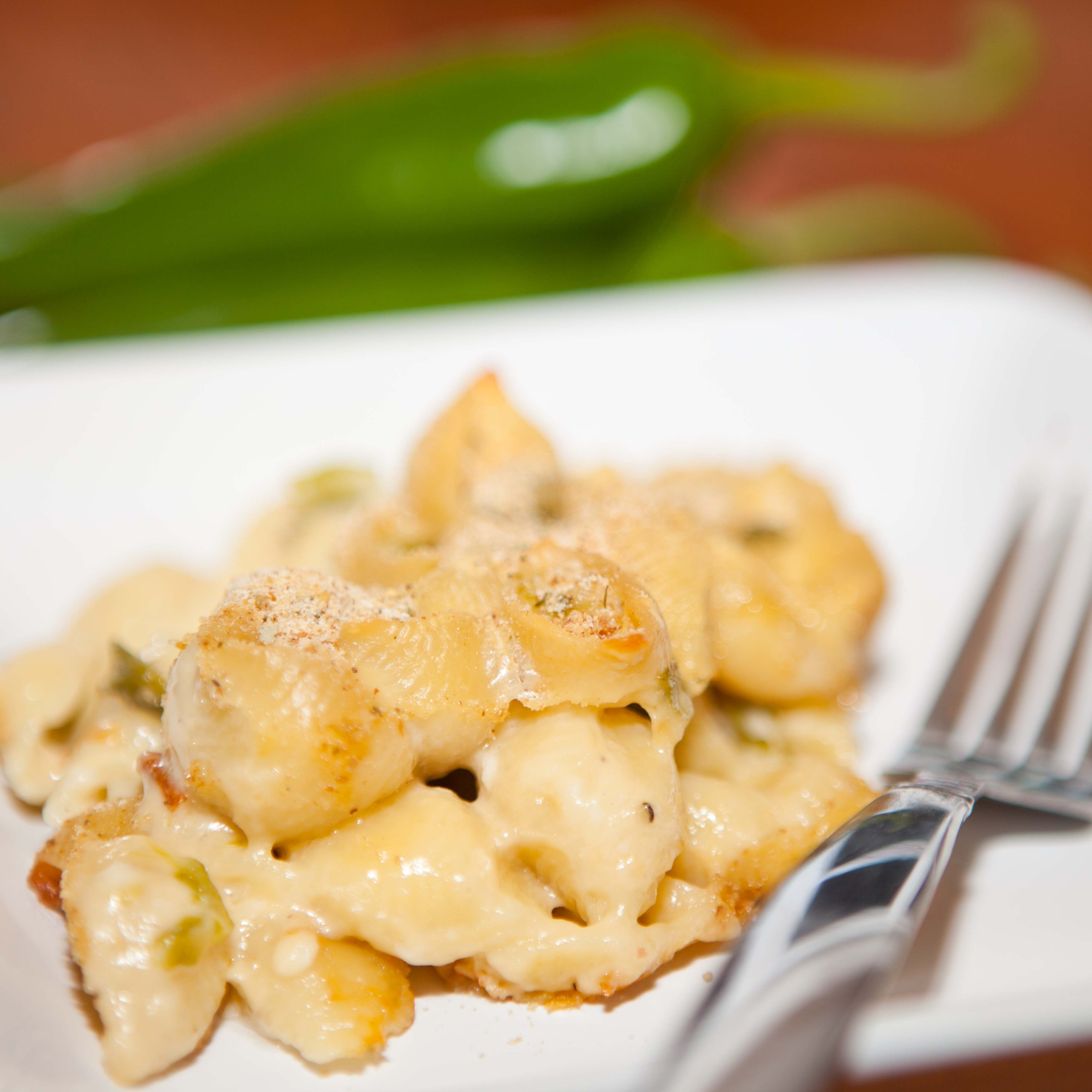 ... October 24, 2012 at 3721 × 3721 in Roasted Pepper Mac n Cheese