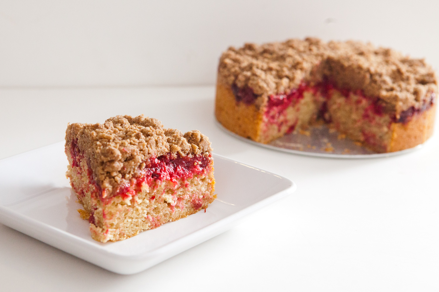 Cranberry Coffee Cake |