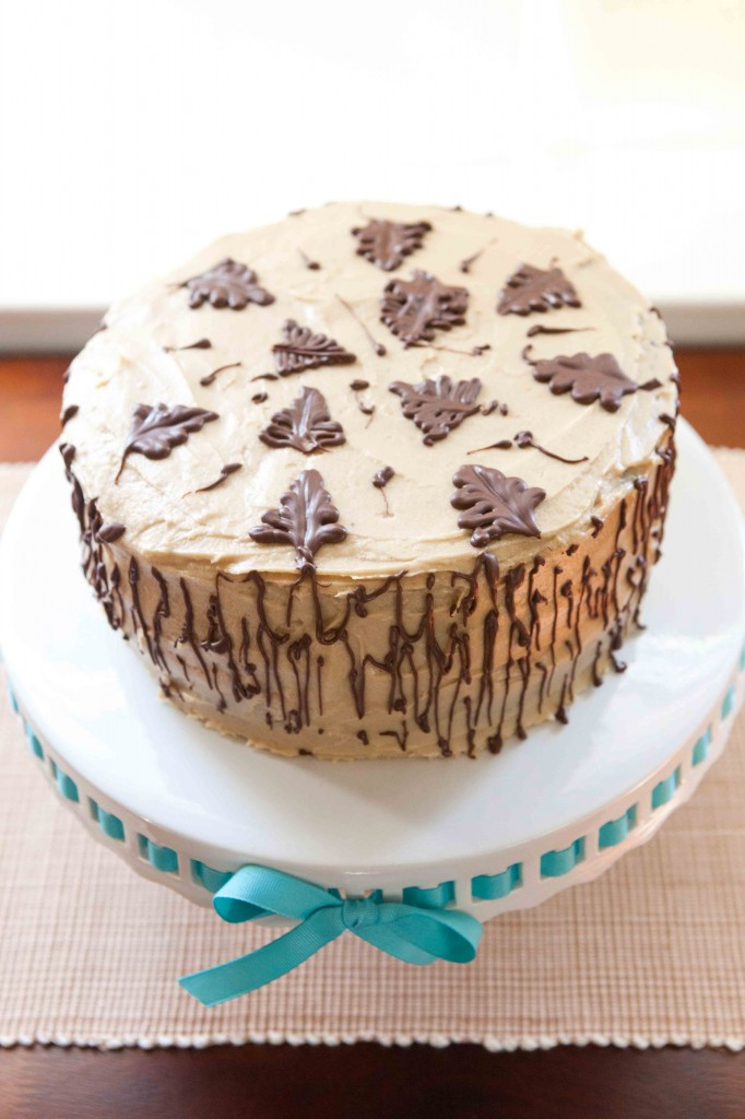 Chocolate +Chocolate Chip Cookie + Cookie Dough Cake