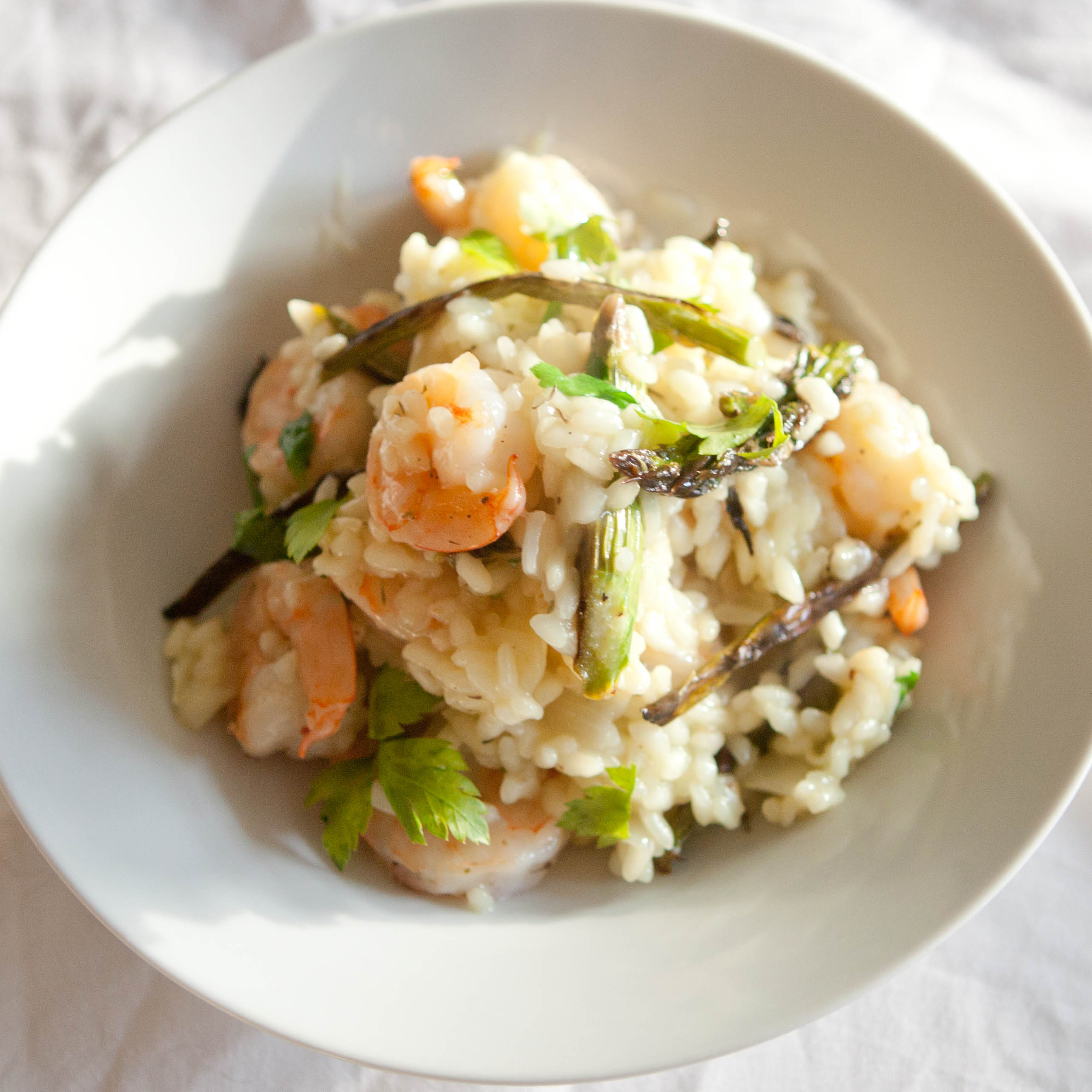 ... May 21, 2013 at 2565 × 2565 in Roasted Asparagus and Shrimp Risotto