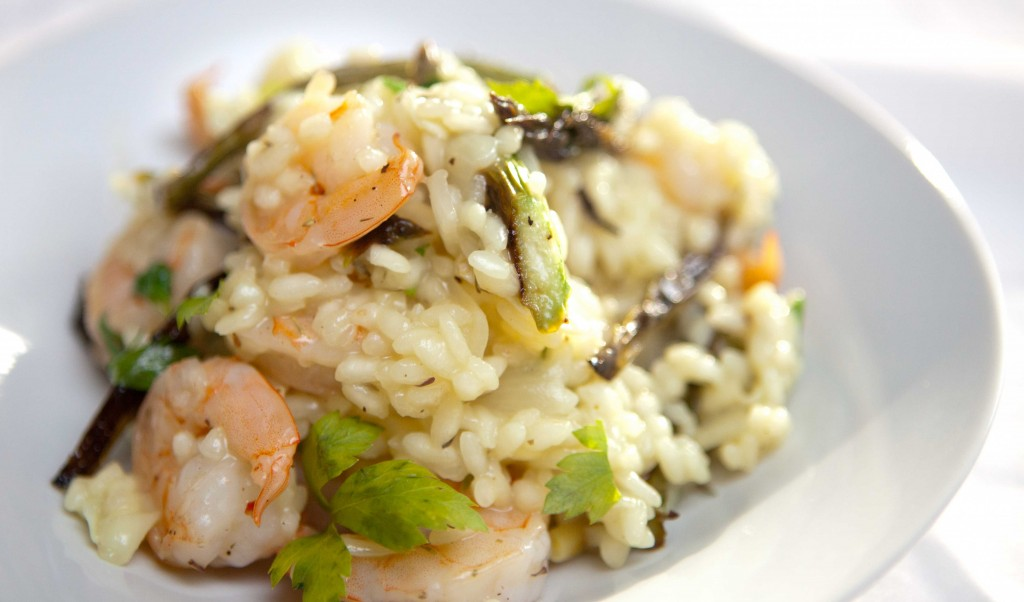 asparagus risotto asparagus risotto with a poached egg shrimp risotto ...