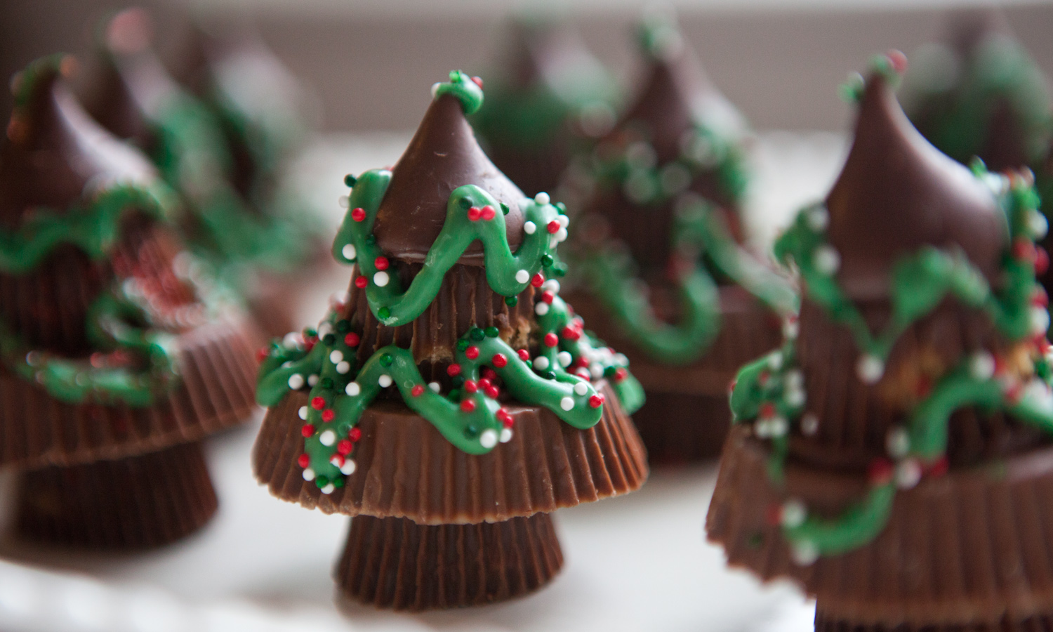 Reese's Tries -- And Fails -- To Make Tree-shaped Peanut