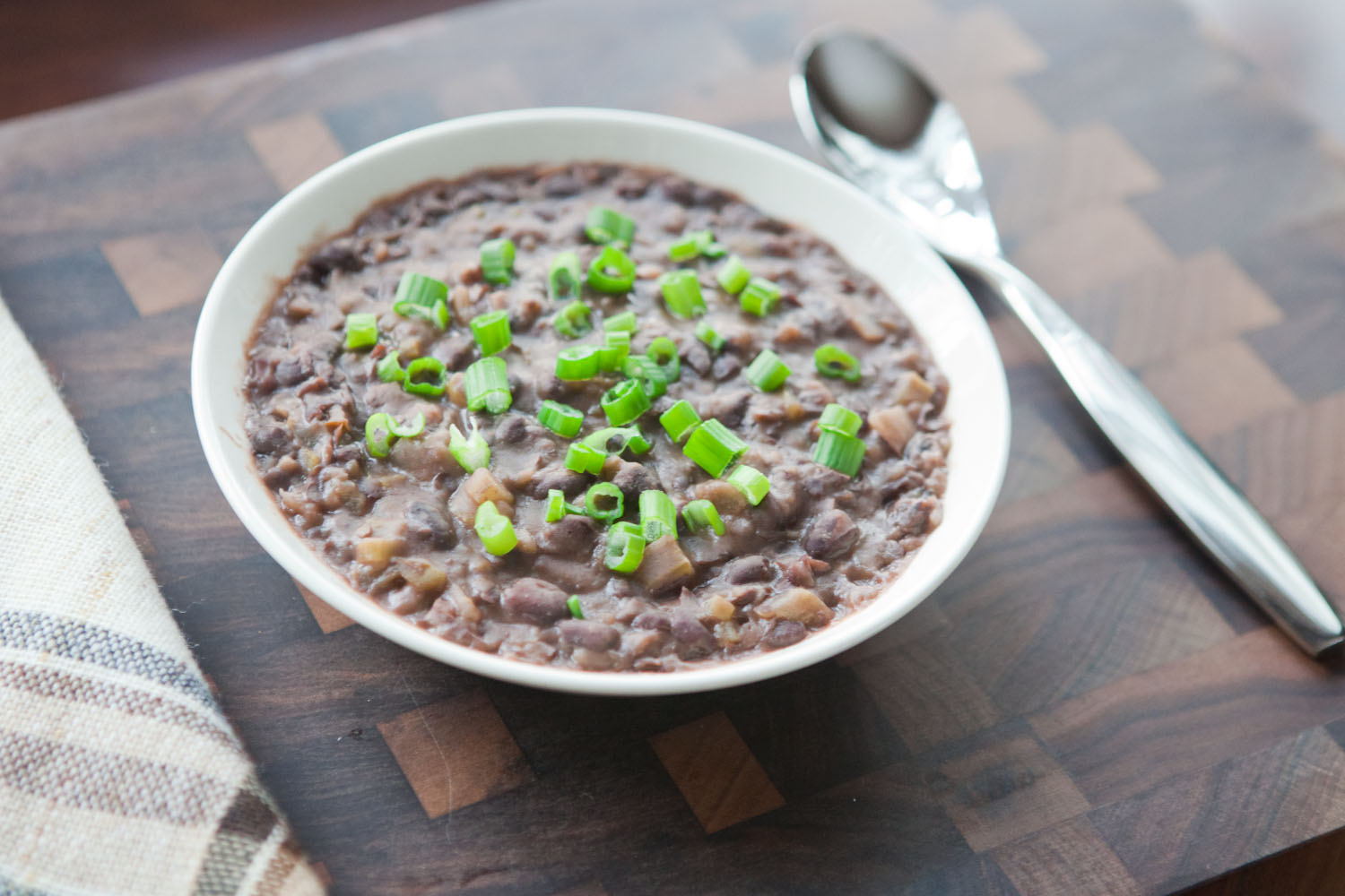 Black Bean Soup *Panera Bread CopyCat Black Bean Soup |
